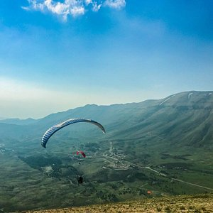 Cedars Paragliding