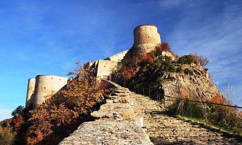 Roccascalegna: Un Castello da favola