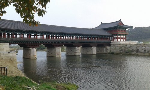 Woljeonggyo Bridge