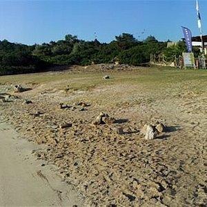 Il diving sulla spiaggia di Tramariglio