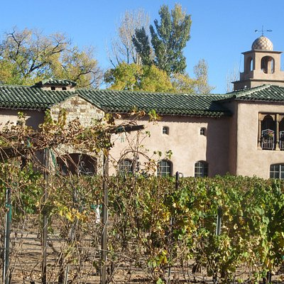 Casa Rondena Winery, Albuquerque, NM