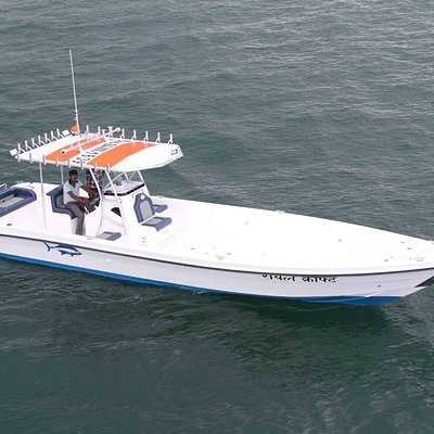 38ft Royal Craft Sport Fishing boat