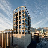 Zeitz Museum of Contemporary Art Africa (Zeitz MOCAA). Image courtesy of Mark Williams.