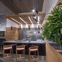 Nový prostor - salónek FitFoodie Lounge