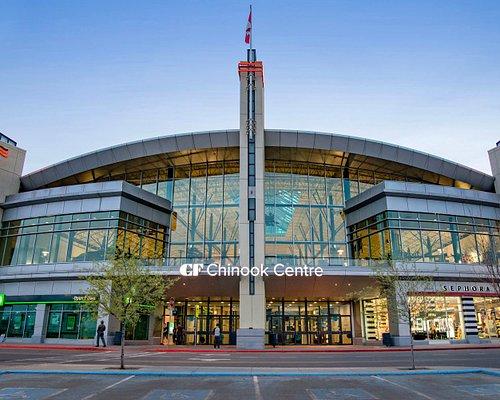 CF Chinook Centre Main Entrance