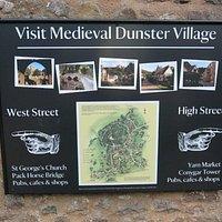 Dunster Village Sign