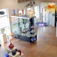 Boise Art Glass Gallery.