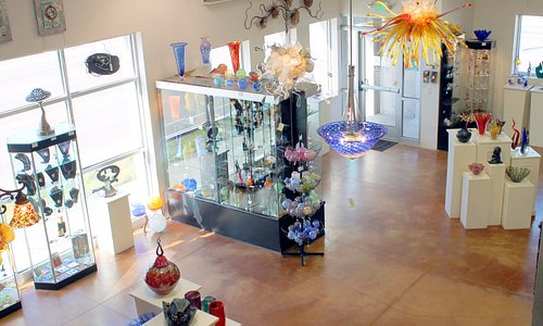 Boise Art Glass Gallery.