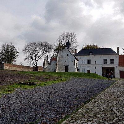 Kapel van Hougoumont
