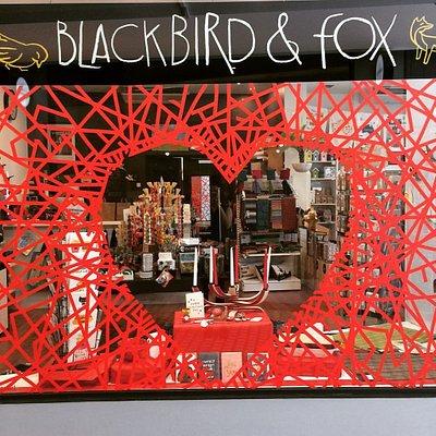 Valentines Day at Blackbird & Fox...