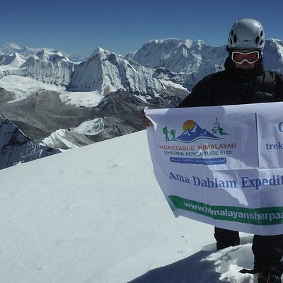 Ama Dablam Expedition - One of the most beautiful peak climbing in Nepal for adventure lovers.