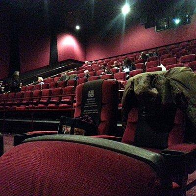 auditorium seating in (#7) at AMC River East 21