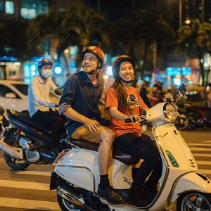 Exploring Ho Chi Minh City from the Back of the Bike