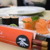 Maki sushi china Té