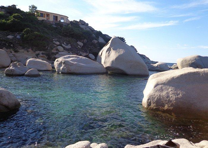 Splendide rocce e sole!