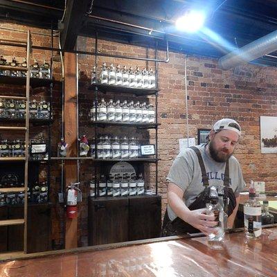 the other distiller