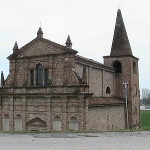 Casalmaggiore - Chiesa di Santa Maria dell'Argine