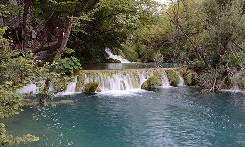 Wodospady Milki Trniny