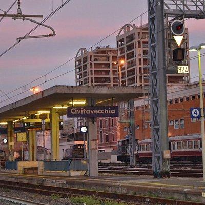 Estação Civitavecchia 2