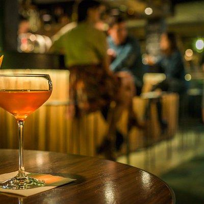 Cocktails @ MM