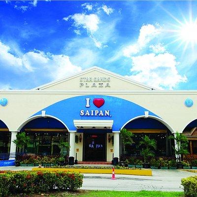 I Love Saipan Garapan Main Store