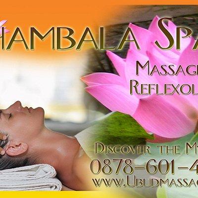 Shambala Spa, Ubud Bali #1