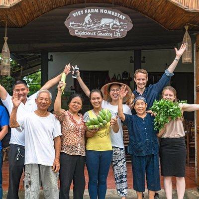 Viet farm Tour