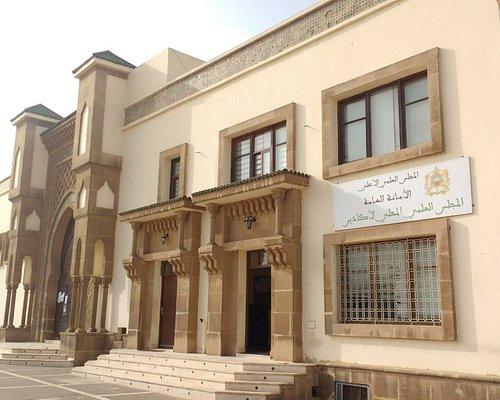 parte posterior Mesquita