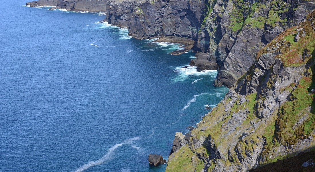 Valentia Island in Kerry Ring