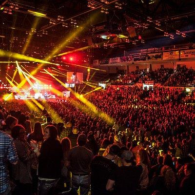 Dow Event Center Arena