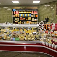 Morristown Whole Foods Market Cheese Section