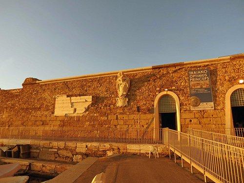 Roman Dock
