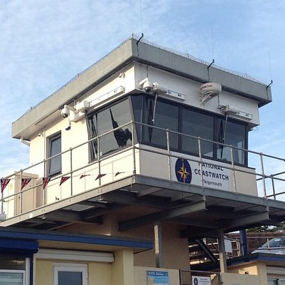 National Coastwatch Institution Lookout Teignmouth