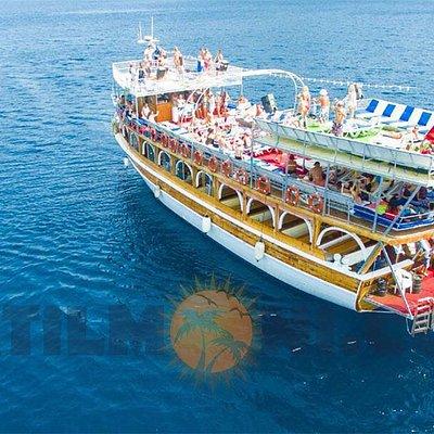 Black Pearl, Marmaris Tekne Turu