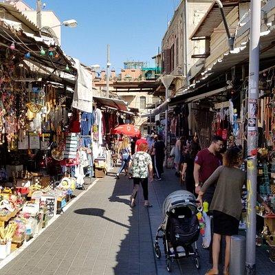 Jaffa's flea market