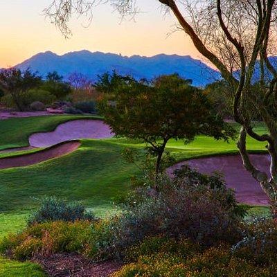 Wildfire Golf Club offers a target golf experience at JW Marriott Phoenix Desert Ridge Resort &