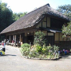古谷戸の里の古民家