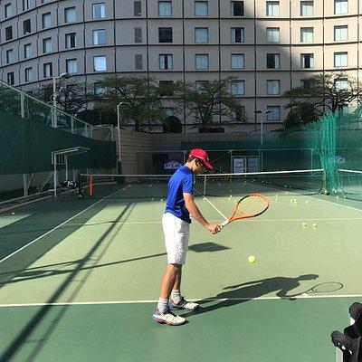 Jinji Tennis Singapore