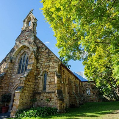 St Mary's Anglican Church Kangaroo Point