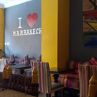 Nice decor and good food and service