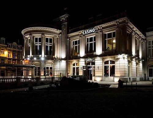 Casino de Spa by night