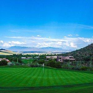 Tee off at Starr Pass Golf, part of JW Marriott Tucson Starr Pass Resort & Spa