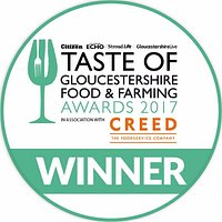 Gloucestershire Food & Farming Best Restaurant Award