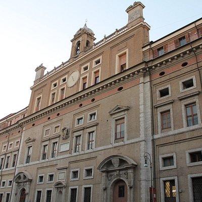 """Liceo Classico Statale """"Ennio Quirino Visconti"""""""