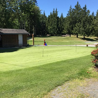 Grounds at Brigadoon Golf Course, 359 Martindale Rd, Parksville, British Columbia