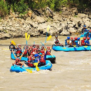 ☀ EVERYDAY RAFTING & OVERNIGHT CAMPING FOR NEPALESE & FOREIGNERS WITH COMPLIMENTARY BBQ  ☀