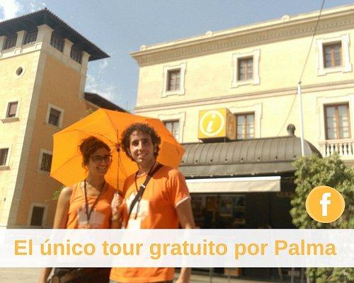 Mallorca Free Tour también en noviembre