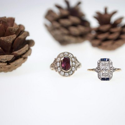 Explore our beautiful antique & vintage jewelry