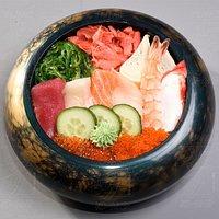 """Намачираси - традиционное японское блюдо, т.н. """"ленивые суси"""""""
