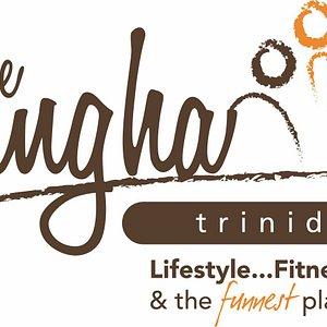 The Sangha Trinidad Logo